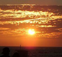 Californian Sunset by EmmatheSailor