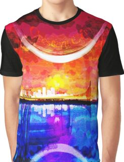 THE CRESCENT CITY Graphic T-Shirt