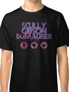 Scully, Gibson, Du Maurier Classic T-Shirt