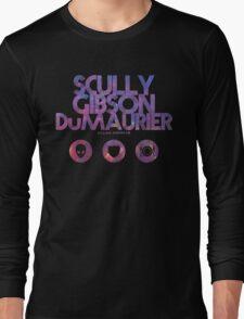 Scully, Gibson, Du Maurier T-Shirt