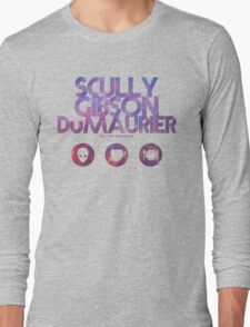 Scully, Gibson, Du Maurier Long Sleeve T-Shirt