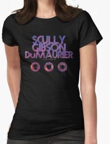 Scully, Gibson, Du Maurier Womens Fitted T-Shirt