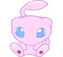 Baby MEW without text Photographic Print