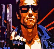 The Terminator by Joe Misrasi