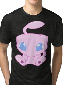Baby MEW without text Tri-blend T-Shirt