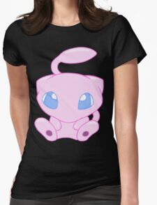 Baby MEW without text Womens Fitted T-Shirt
