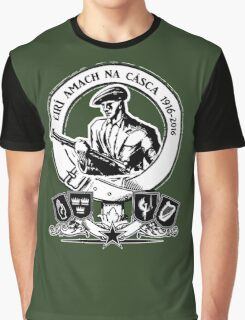 The Volunteer -  òglach Graphic T-Shirt