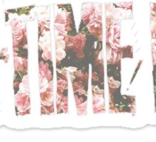 All Time Low Flowers Sticker
