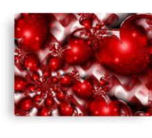Loving Hearts Canvas Print