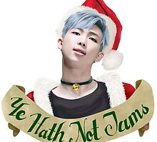 Namjoon Xmas Jams by mixout99