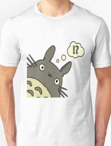 Totoro ask Unisex T-Shirt