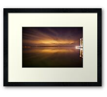 Crisfield Framed Print