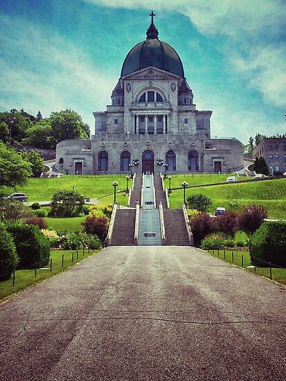 Saint Joseph's Oratory by Rebecca Reist