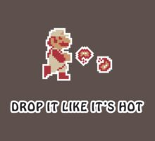 Mario Drop It Like It's Hot by ctlart