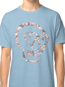 5sos Skull flowers Classic T-Shirt