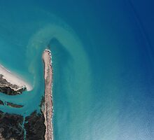 Kimberley Aerial Images - Willie Creek, Broome by airscapeimages