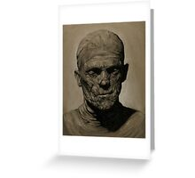 Imhotep Greeting Card