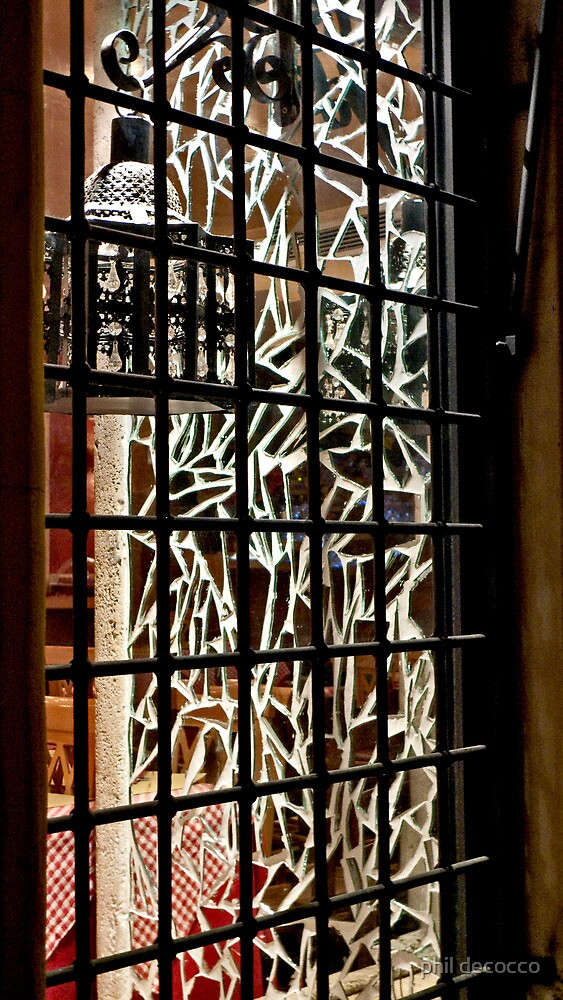Lantern In The Window by phil decocco