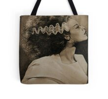 The Monster's Bride Tote Bag