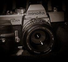 Minolta SRT201 by Warren May