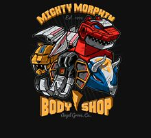 Mighty Morphin Body Shop Unisex T-Shirt