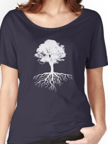 Rooted Women's Relaxed Fit T-Shirt