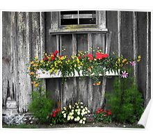 Wellbrook Winery Barn Poster