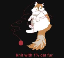1% cat fur by anniespjs