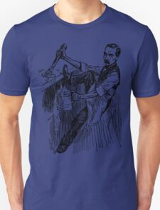 Barkeep on the Job (Transparent Background) T-Shirt