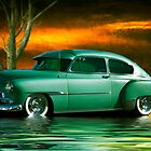 Green Chevy by George Lenz