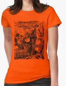 Muirshin Durkin @ Clancy's in Long Beach Featuring Anita & the Yanks Womens Fitted T-Shirt