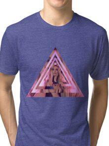 Courtney Act Kaleidescope Tri-blend T-Shirt