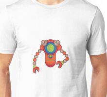 Nano Bot Design Unisex T-Shirt