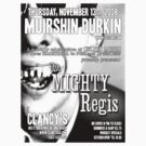 Muirshin Durkin @ Clancy&#x27;s in Long Beach Featuring The Mighty Regis by Scribblepinch