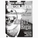 Muirshin Durkin @ Clancy's in Long Beach Featuring The Mighty Regis by Scribblepinch