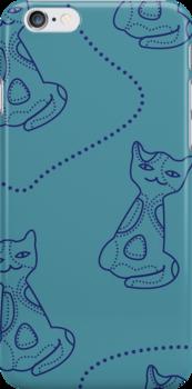 Cat pattern by Marishkayu