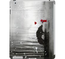 "ipad Little Red Riding Hood ""be my valentine"" iPad Case/Skin"