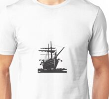 Boston Tea Party Raiders Retro  Unisex T-Shirt
