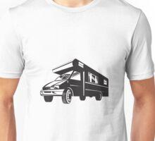 Camper Van Motor Home Retro  Unisex T-Shirt