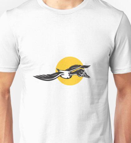 Mallard Duck Goose Flying  Unisex T-Shirt