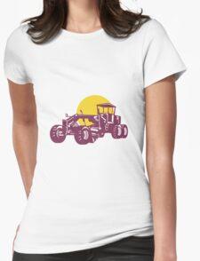 Vintage Road Grader Retro  T-Shirt