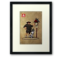 It's Good to Feel Wanted Framed Print