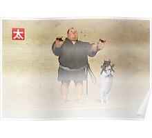 The Lost Samurai Poster