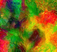 abstract  art by Adam Asar