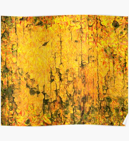 abstract  art 2x Poster