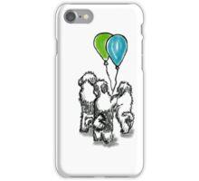 Balloon Puppies iPhone Case/Skin