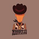 Woody the kid IPad by loku