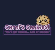 Carol's Cookies - The Walking Dead One Piece - Short Sleeve