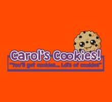 Carol's Cookies - The Walking Dead Kids Tee