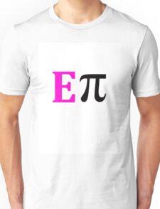 Pink E Pi Unisex T-Shirt